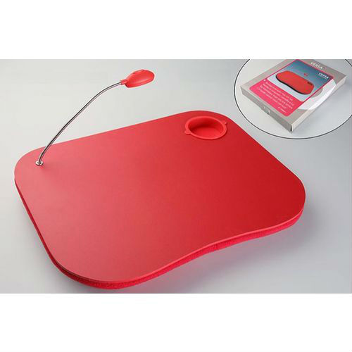 Portable Mdf Laptop Desk With Led Light For Sell Buy