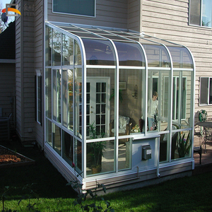 Aluminum frames cheap sunrooms four season add a room build your own conservatory