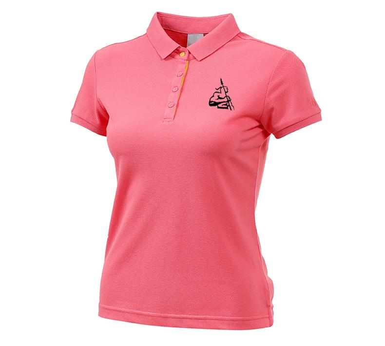 Hot Summer Selling Polo T Shirt Ladies Custom Design Top