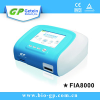 FIA8000 medical hematology blood analyzer colloidal gold equipment