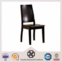 High Gloss Dining Room Sets Black Italian Chair with New Design
