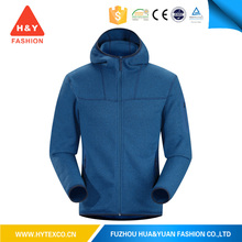 unique best selling embroidered man fleece soft shell jacket