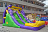 High quality best selling cheap inflatable water slides for sale