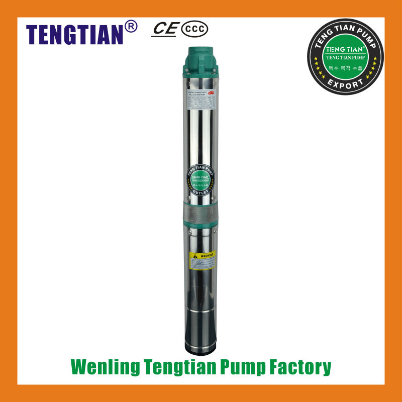 variable speed submersible well pump