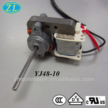 230v 50hz low rpm ac electric motor for air conditioner for Low rpm air motor