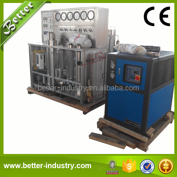 Supercritical CO2/Fluid Extraction Equipment