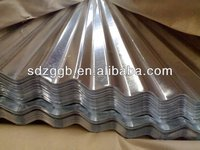High rib corrugated roofing sheet in competitive price