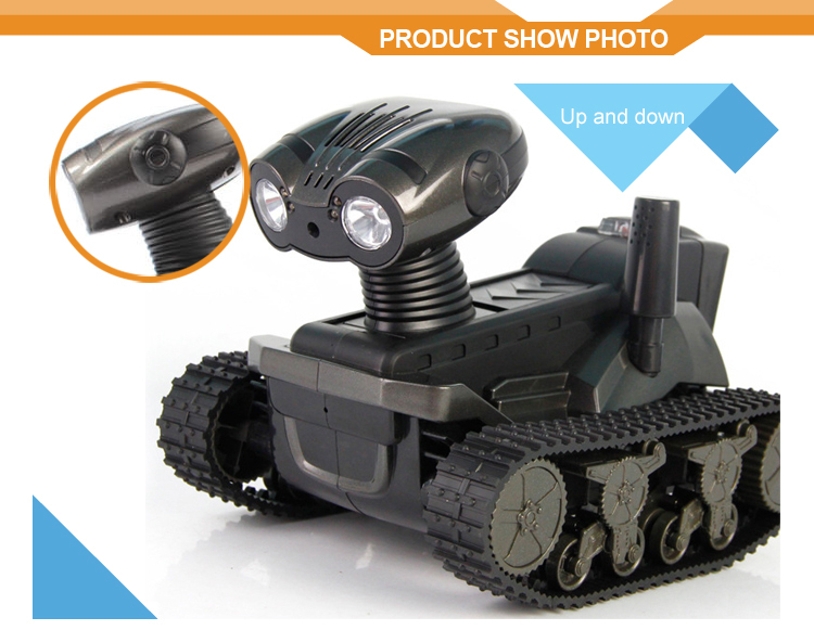 Hot selling! Spy wifi 728 rc tanks for sale control by iphone & android, RTC164839