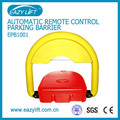 2015 Remote Control Plastic +Aluminium Automatic Car Parking Lot Barriers