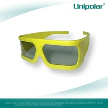 3D linear polarized glasses