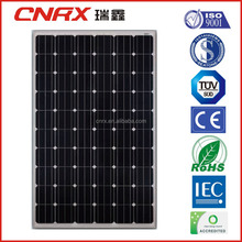 OEM solar panel with competitive price and good quality by made in china