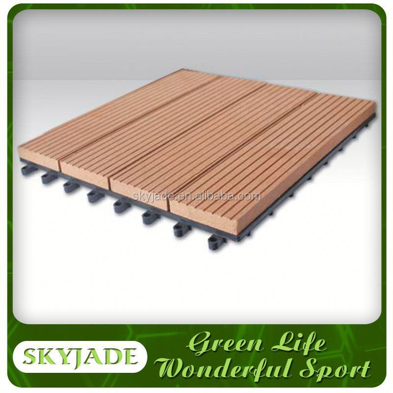 Wpc Decking/Plastic Wood