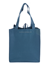 custom size flat non woven carry bag for craft