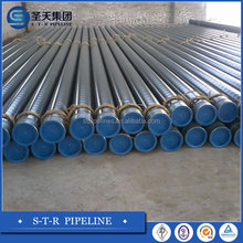 ASTM API cold drawn seamless pipe hs code carbon seamless steel pipe