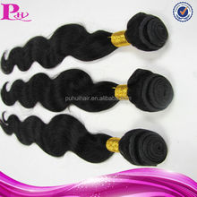 2014 wholesale 6A Tangle free good direction top grade unprocessed 6a virgin hair