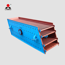 China Manufacturer sand production line crushing and screening plants vibrating sieve machine 3YK vibrating screen