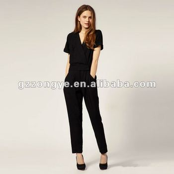 New fashion slim women jumpsuit