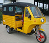 Heavy Load 200cc Cabin Three Wheel Motorcycle With Van For passenger