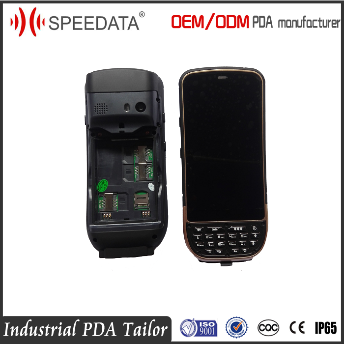 Android RFID Reader 125Khz LF with 5.0 Inch Screen from China Manufacturer