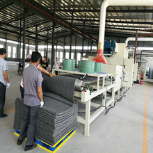 PVC car mat making machine