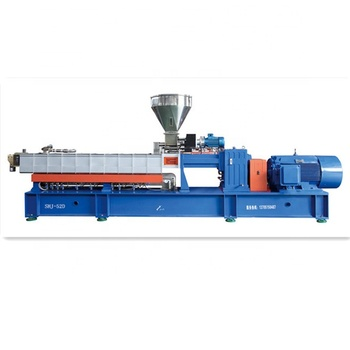 Double Twin Screw Extruder For Granules