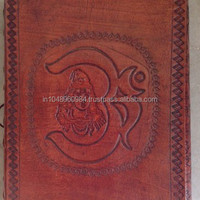Popular Design Leather Journal Leather Notebook