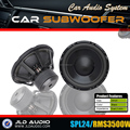 24 inch High SPL Motor subwoofer
