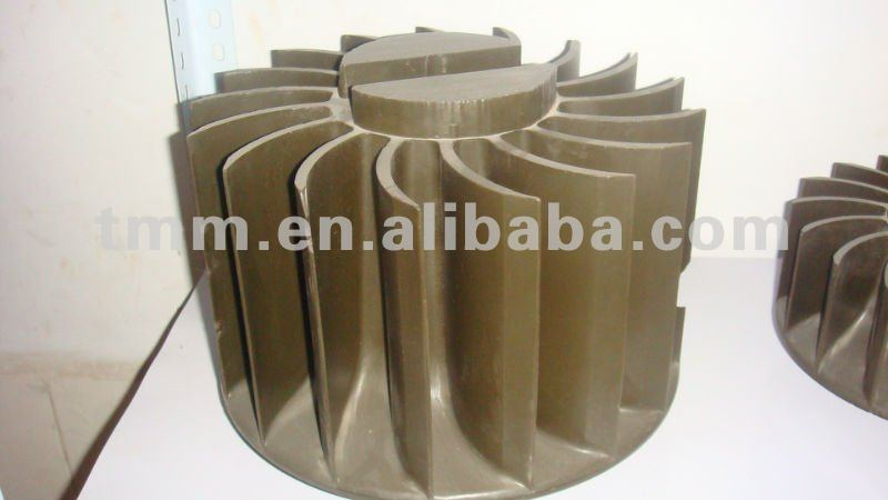 Copper Investment Casting Spare Accessary