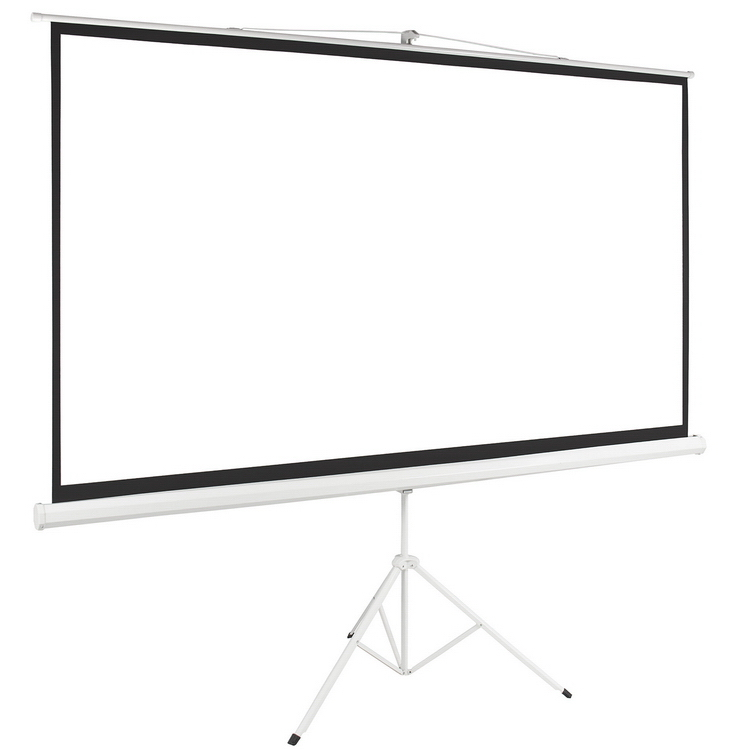Portable Projector Screen with Tripod Stand