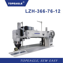 TOPEAGLE LZH-366-76-12 long arm extra heavy duty zig zag sewing machine price