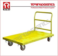 2017 popular selling handcart and trolly
