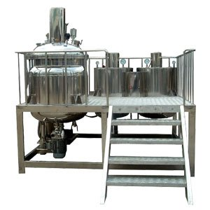 ZJR 10L VACUUM HOMOGENIZING MACHINE