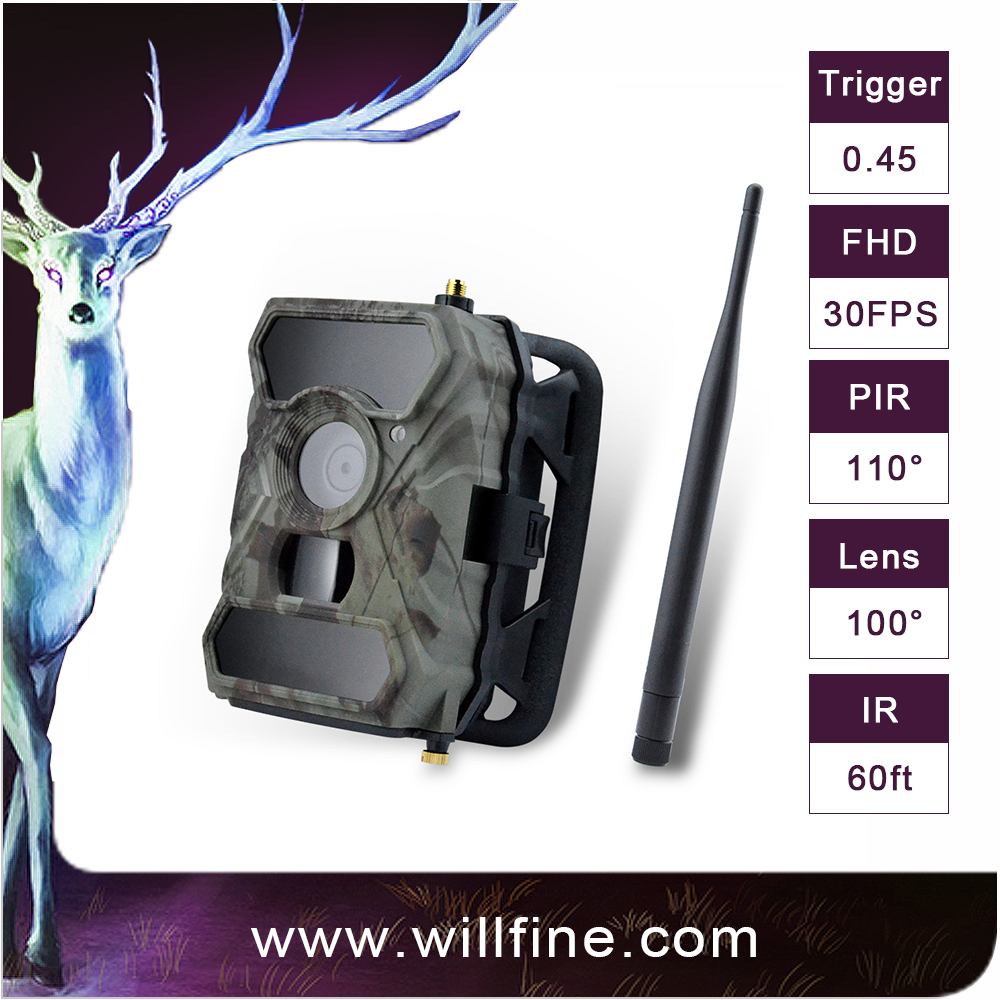 Best quality and price infrared thermal 12mp digital scout guard hunting trail camera