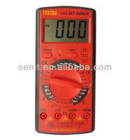 multimeter specifications dt9205a+ with auto power off/ac/dc voltage test