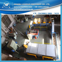PP and PE film washing recycling machine with good after-sales service