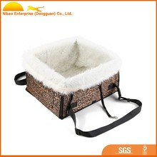 Foldable Pet Dog Cat Car Booster Seat Bag Carrier Tote Travel Bed