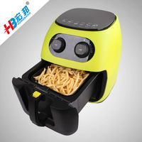 Air fryer without oil, low 80% fat air fyer in home appliances 2015 new, 2000W 2.2L HB-806