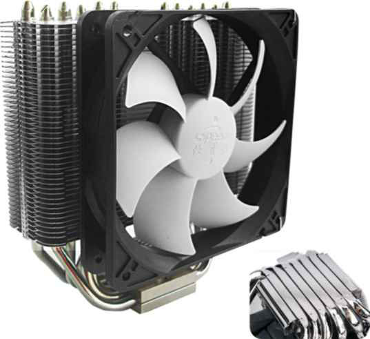 Best Computer CPU Cooler for AMD 754 939 940