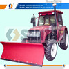 TX Snow Blade for Tractor, Tractor Mounted Rubber Edge Snow Plough