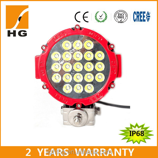 "Hot Sale 7""63W led work light for Offroad,Motorcycle and Jeep"