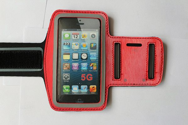 for male female sport running armband for iphone 5