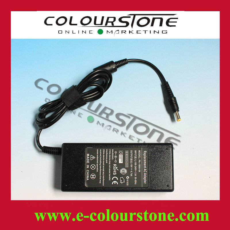 19v 4.74a 90W 5.5*1.7 AC Adapter for Acer PA-1900-04 PA-1900-24 ADP-75FB ADP-90CD DB Power Charger