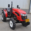 40HP 4WD 4x4 small farm machine equipment cheap agricultural mini tractor