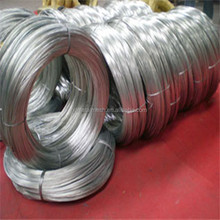 0.7.0mm-6.0mm 500kg-1000kg/coil Hot Dip Galvanized Steel Iron Wire ISO CE factory low price
