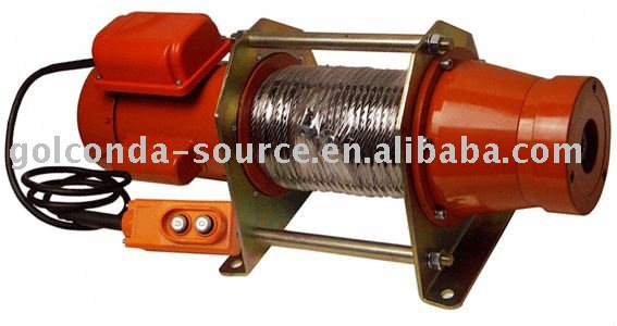 500 KG ELECTRIC WIRE WINCH (GS-6307U)