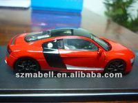 Newest resin car toys,OEM/ODM plastic car toys