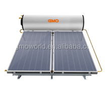 Flat Panel Solar Water Heater - 150L-300L Solar Water Heater System + N2 Gas Protection Solar Panel