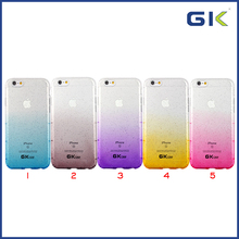 [GGIT] Gradient Color Air Cushion Shockproof Back Cover For IPhone 7 TPU Glitter Case