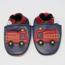 Fashion animal baby Leather shoes for newborn baby