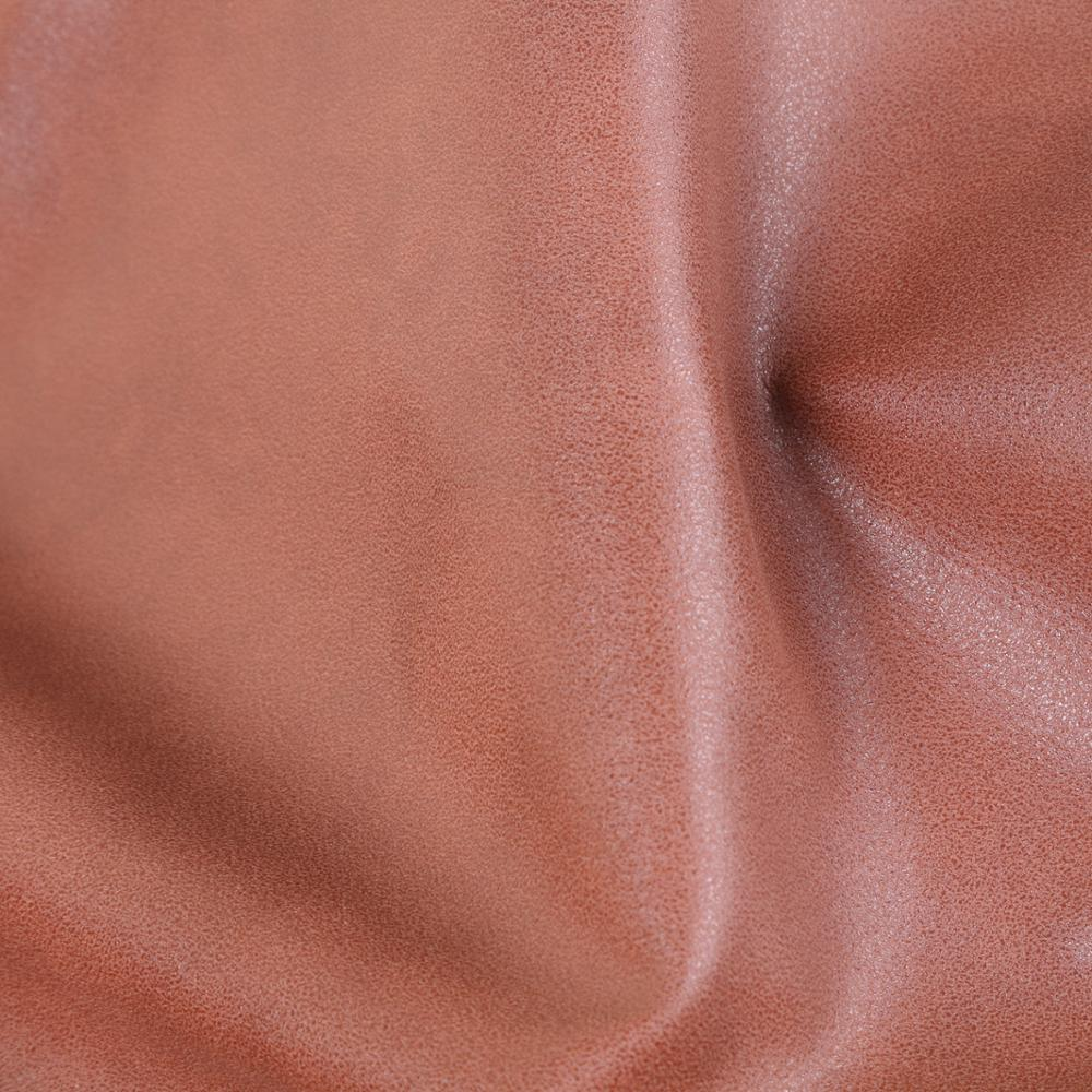 softness pu synthetic nubuck leather raw material for shoes/bag/belt /furiniture Crazy Horse pattern